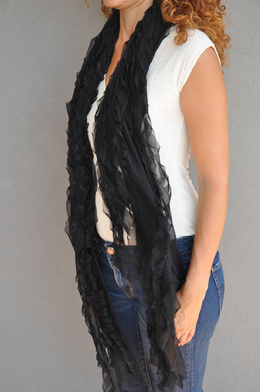 Black shrug lace cover ups lace pashmina dress cover ups