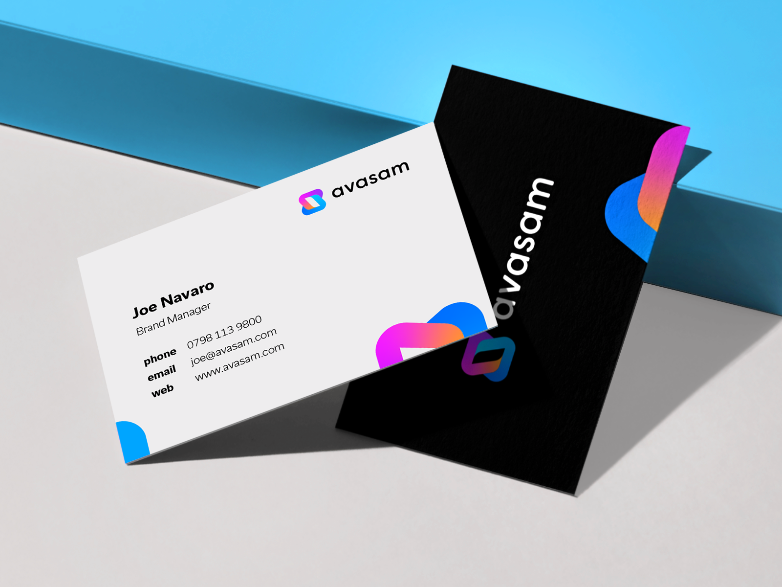 Business Cards Business Card Inspiration Clean Business Card Design Business Card Mock Up