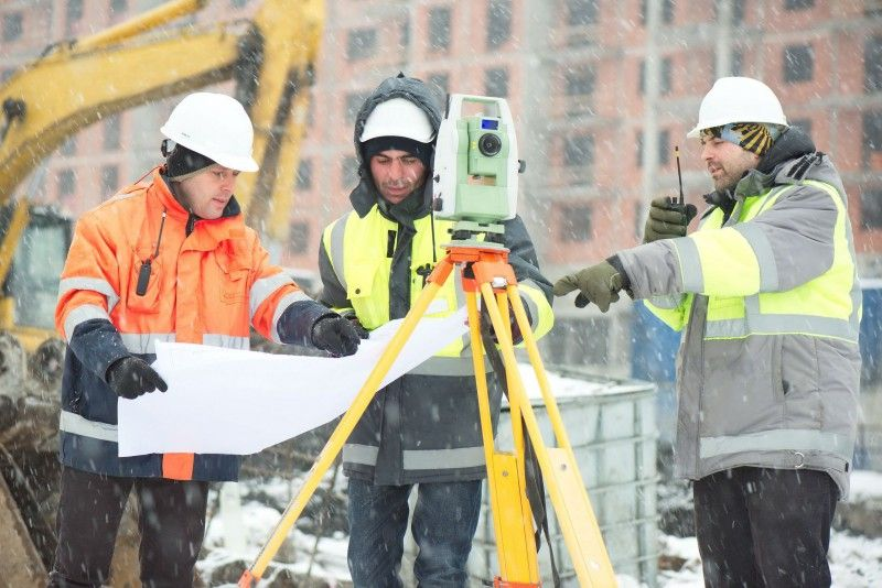 Risks of Working in the Cold Winter, Personal protective