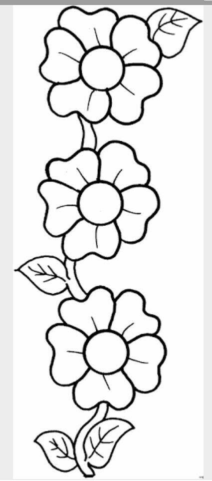 Pin Do A Mariana Matias Em Desenhos Para Pintar: Pin Do(a) Mariana Mendes Em Primavera