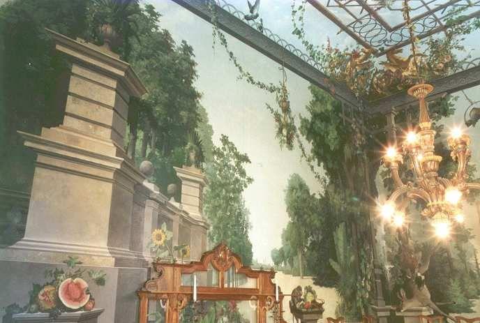 Villa Clarice Maximalist Interior Design Porto San Giorgio