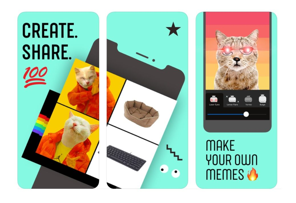 Facebook Releases Its Meme Making App Without Any Fanfare Social Media Resources Social Media Network Social Media Marketing