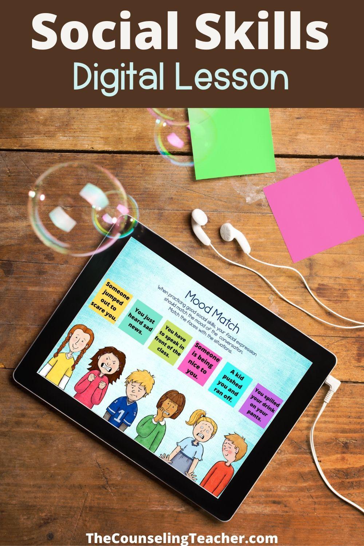 Social Skills Activities For Kids Social Emotional Skills Teaching Social Skills Social Skills