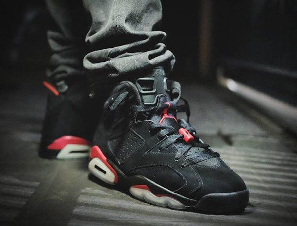 air jordan 6 retro infrared 2010 winter