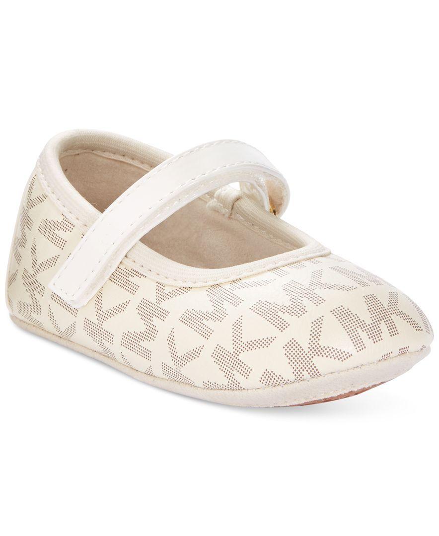 Michael Kors Baby Girls Mara Ari Infant Shoe Tinley