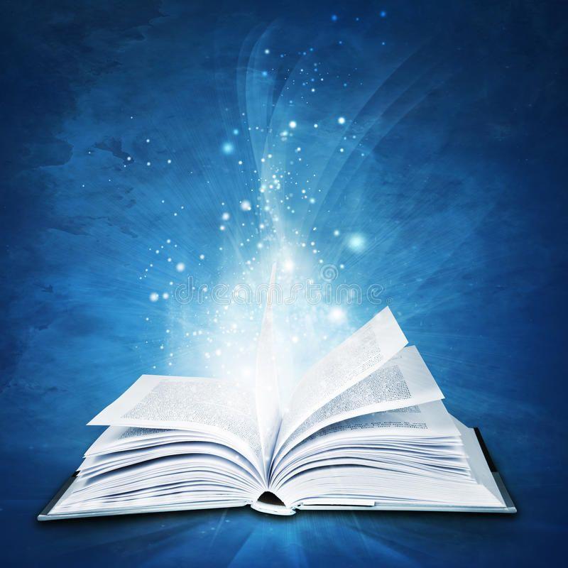 38+ Clipart open book magic info