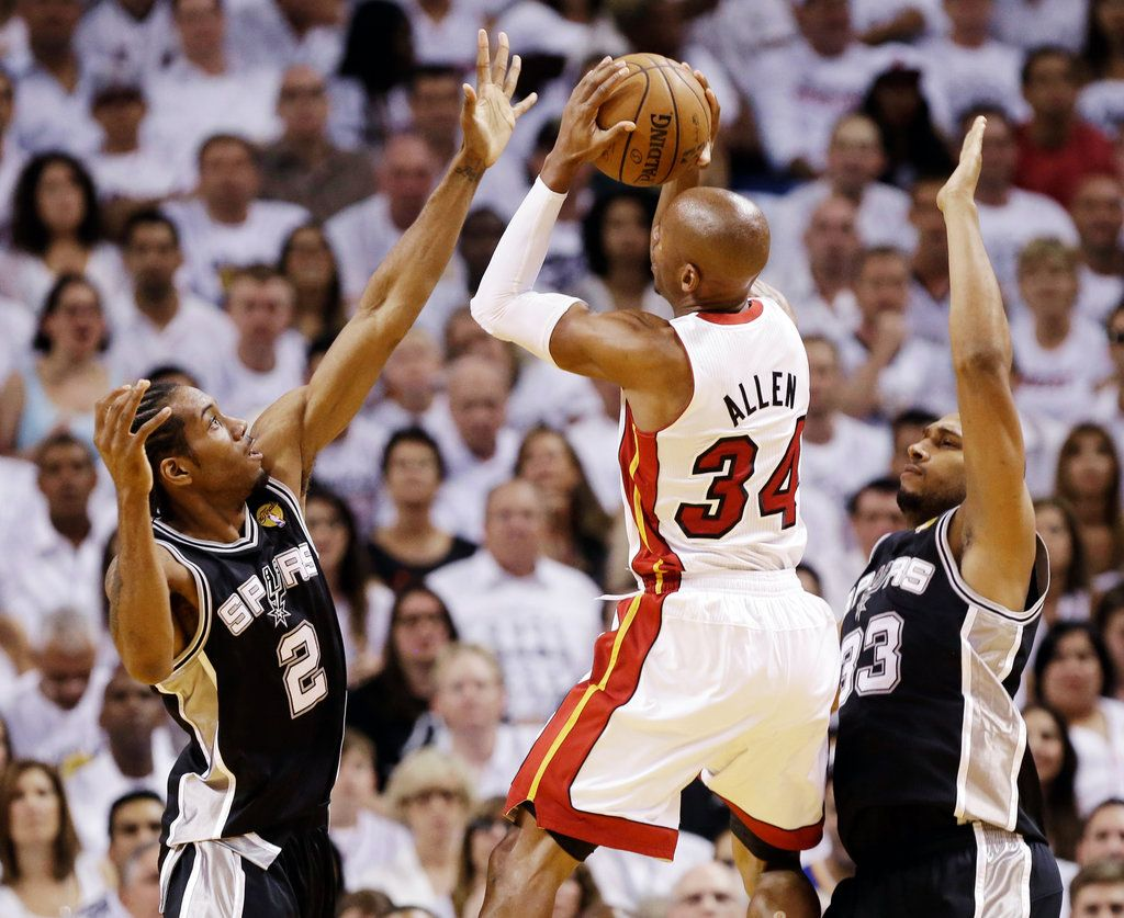 Image result for ray allen kawhi