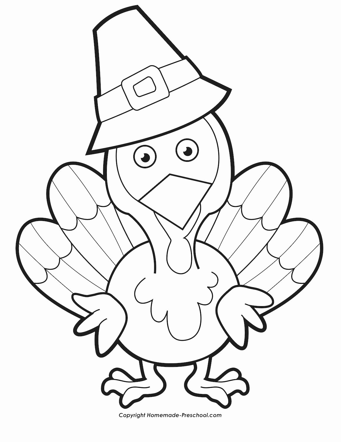 Thanksgiving Coloring Activity Sheets In