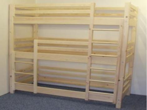 Best Triple Decker Bunk Bed For My Three Boys Love It 400 x 300