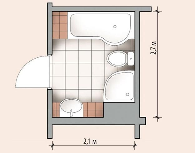 33 Space Saving Layouts For Small Bathroom Remodeling Bathroom Design Plans Small Bathroom Remodel Bathrooms Remodel