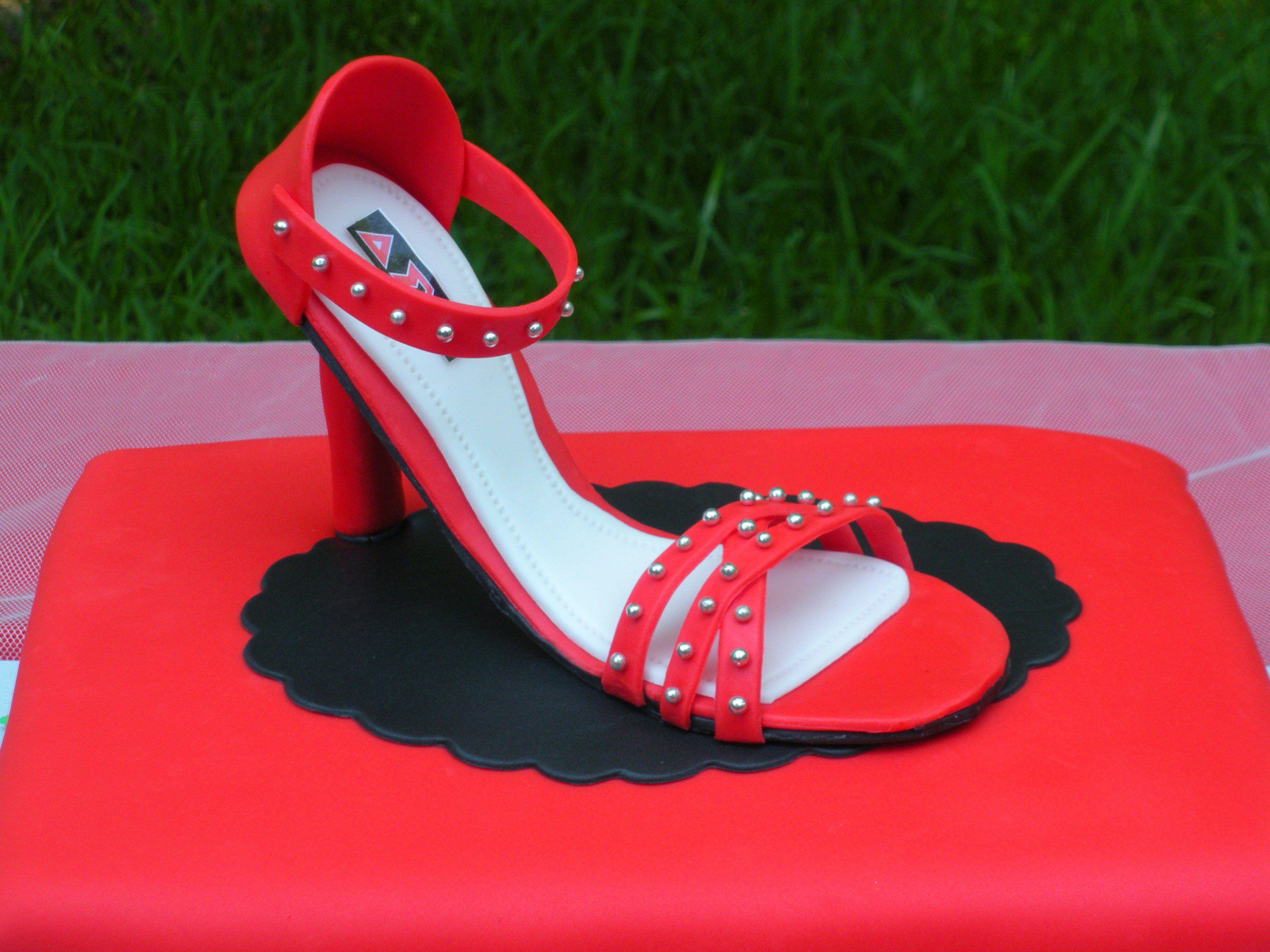 Geechigirl's High Shoe Heel TemplateBacken Heel Shoe Geechigirl's High wPkOn80