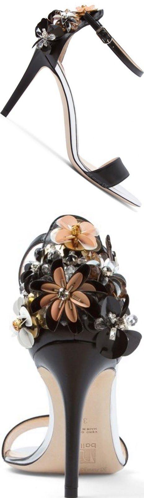 Brilliant Luxury by Emmy DE ♦Ballin 'Asphodel' Sandal
