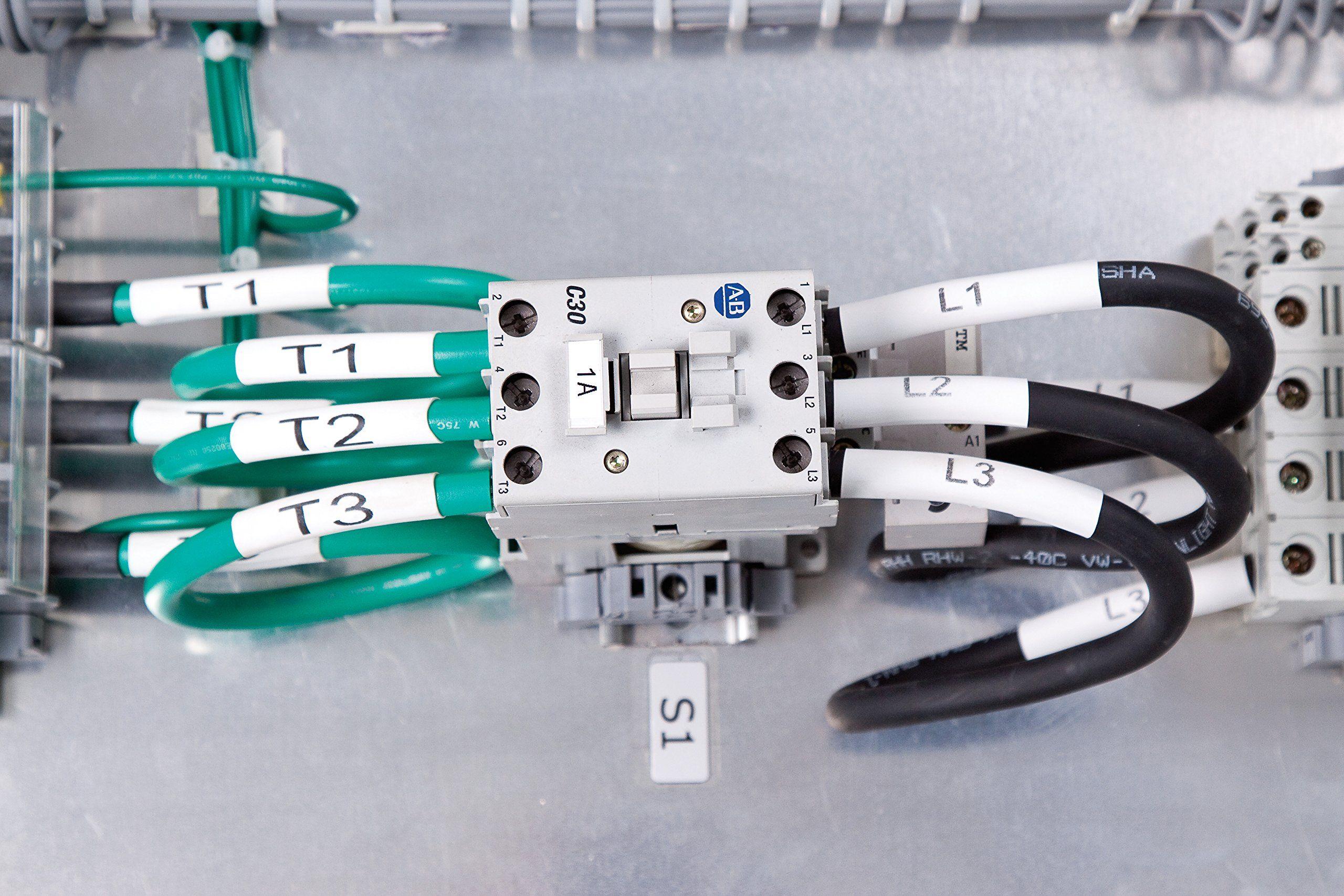 Brady Permasleeve Wire Marking Sleeves | Brady Permasleeve Heatshrink Polyolefin Wire Marking Sleeves