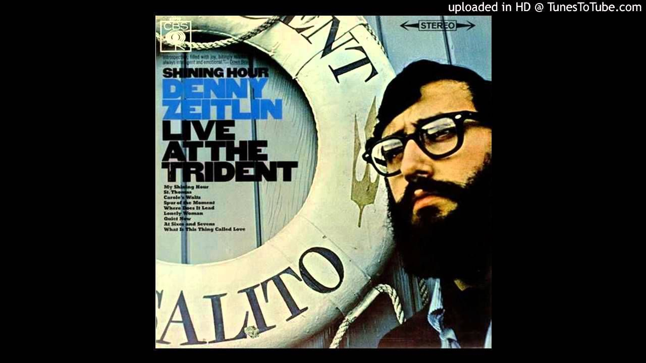 Denny Zeitlin - Spur Of The Moment