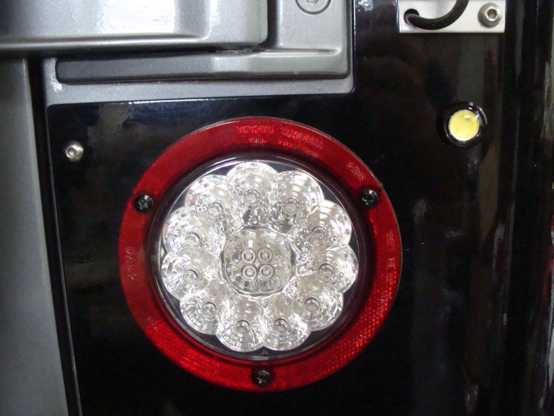 Amazon Com 2 Jeep Cj Yj Jk Tj Led Backup Light 7 8 Quot Super