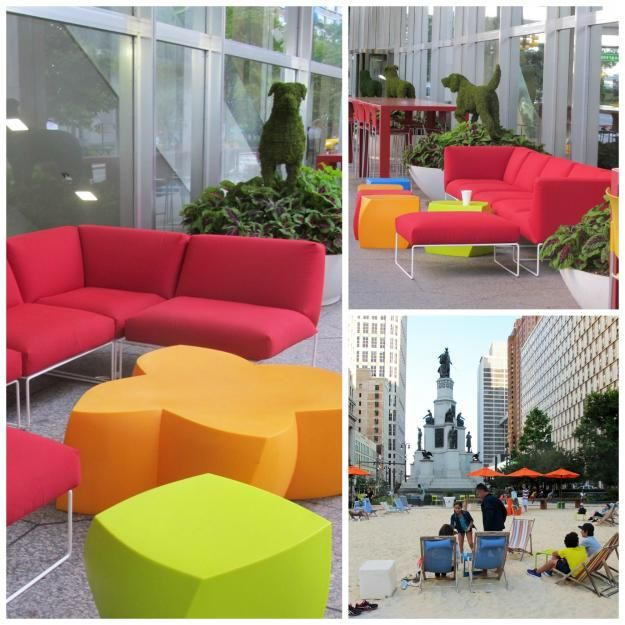 Detroit outdoor spaces - from the APLD conference...lots of patio and garden inspiration here.
