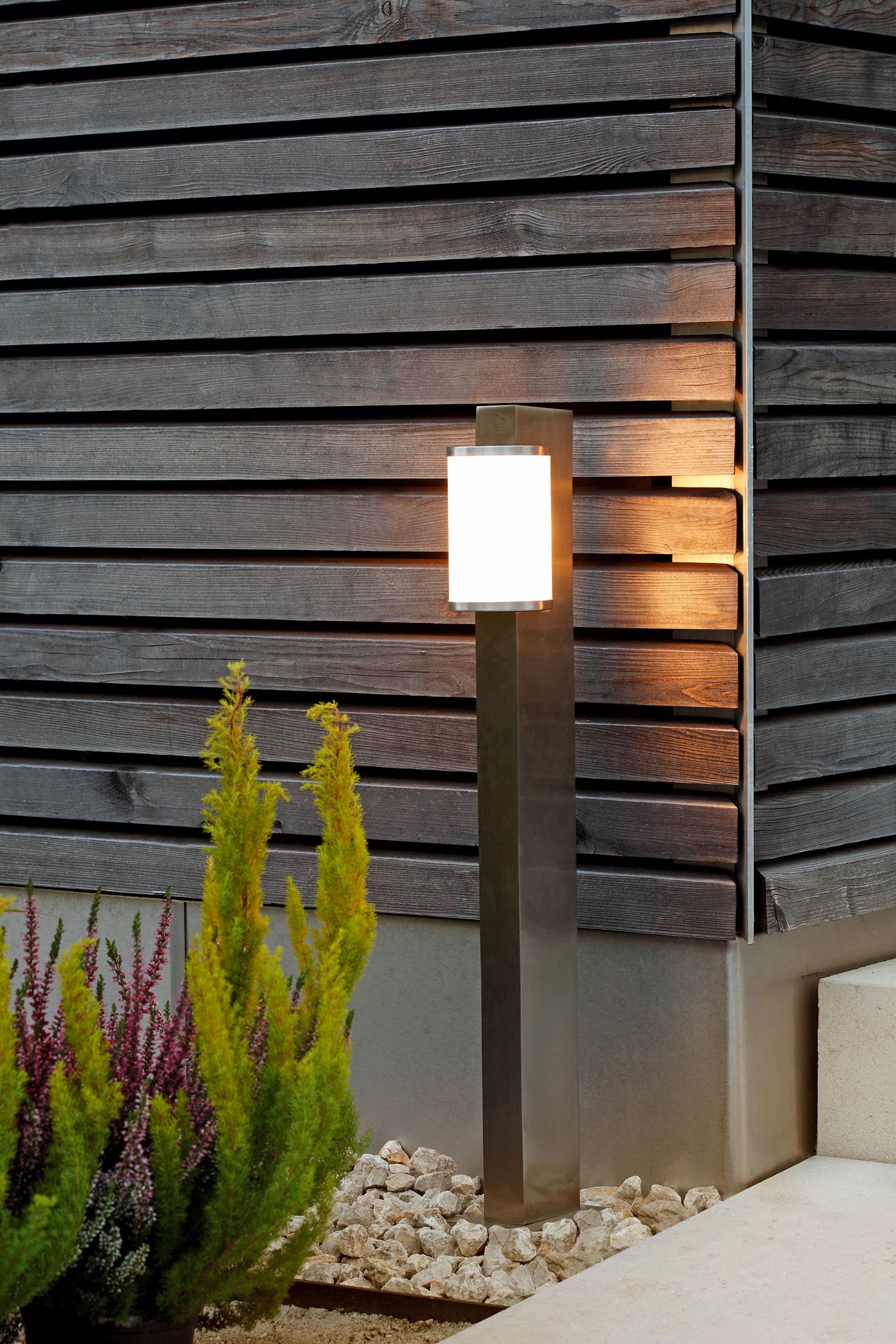 Osram Noxlite Wegeleuchte Cylinder Ground Gartenbeleuchtung