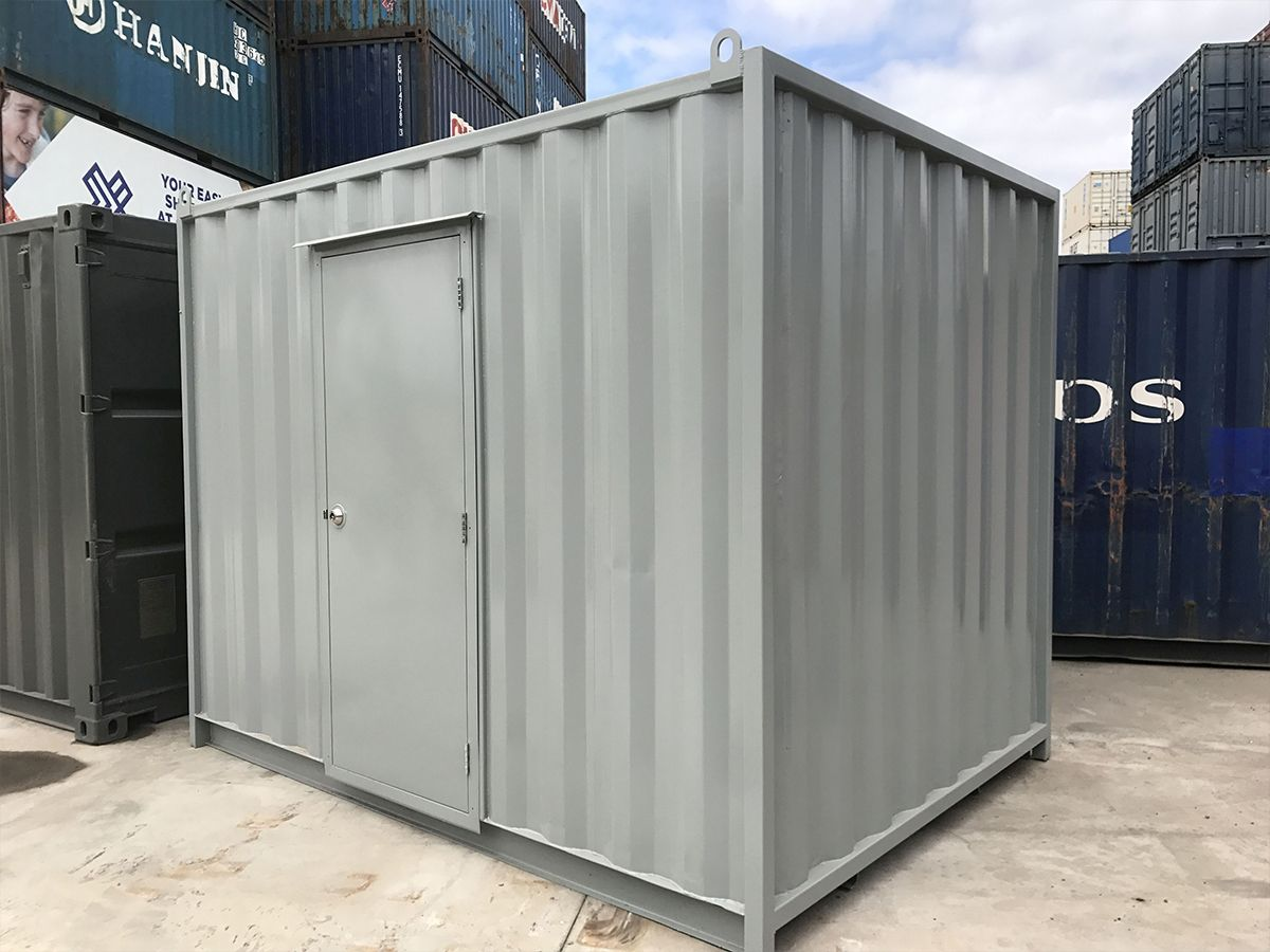 Buy 10ft Shipping Containers In Melbourne With Images