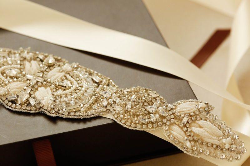Wedding sash - Cedro