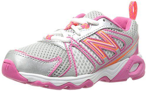 98f56cef4283b New Balance KJ696 Youth Lace-Up Running Shoe (Little Kid/Big Kid ...