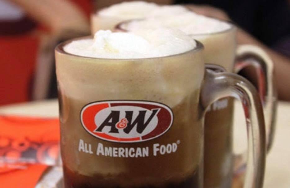 A W Restaurants Returns In Singapore At Jewel Changi Airport Root Beer Float Root Beer Beer Float