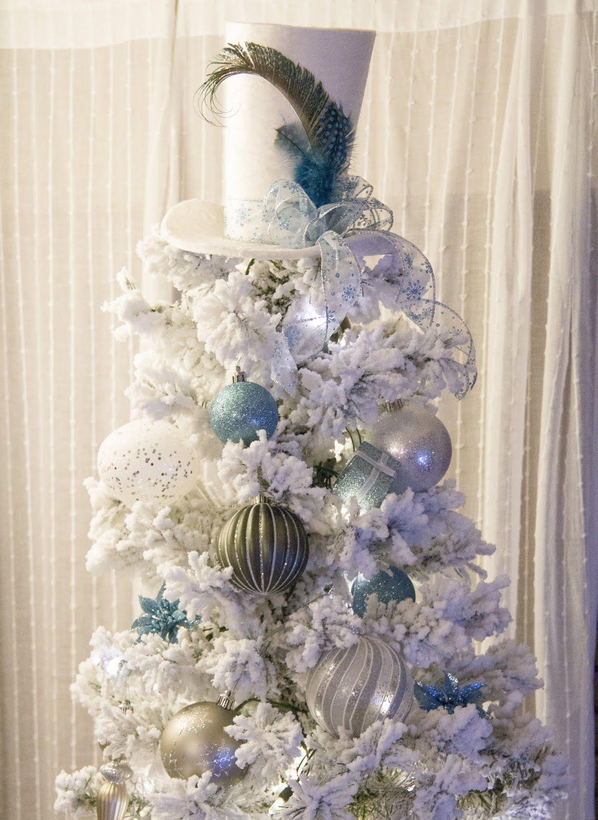 Swingncocoa Top Hat Tree Topper Diy Pinterest Christmas