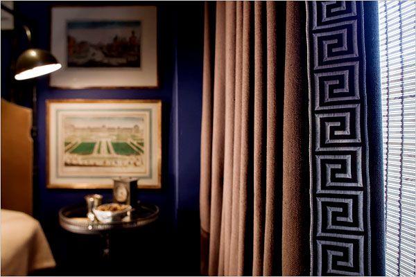 Www Eyefordesignlfd Blogspot Com Decorating With Greek Key Motif Classic Decor Greek Key Pattern Greek Key