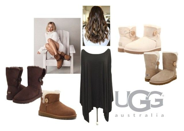 """""""Which uggs would you chose?"""" by hockeylover148 ❤ liked on Polyvore featuring Mode und UGG Australia"""