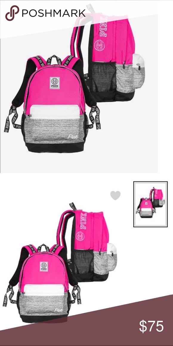 PINK Campus Backpack He Bags Backpacks