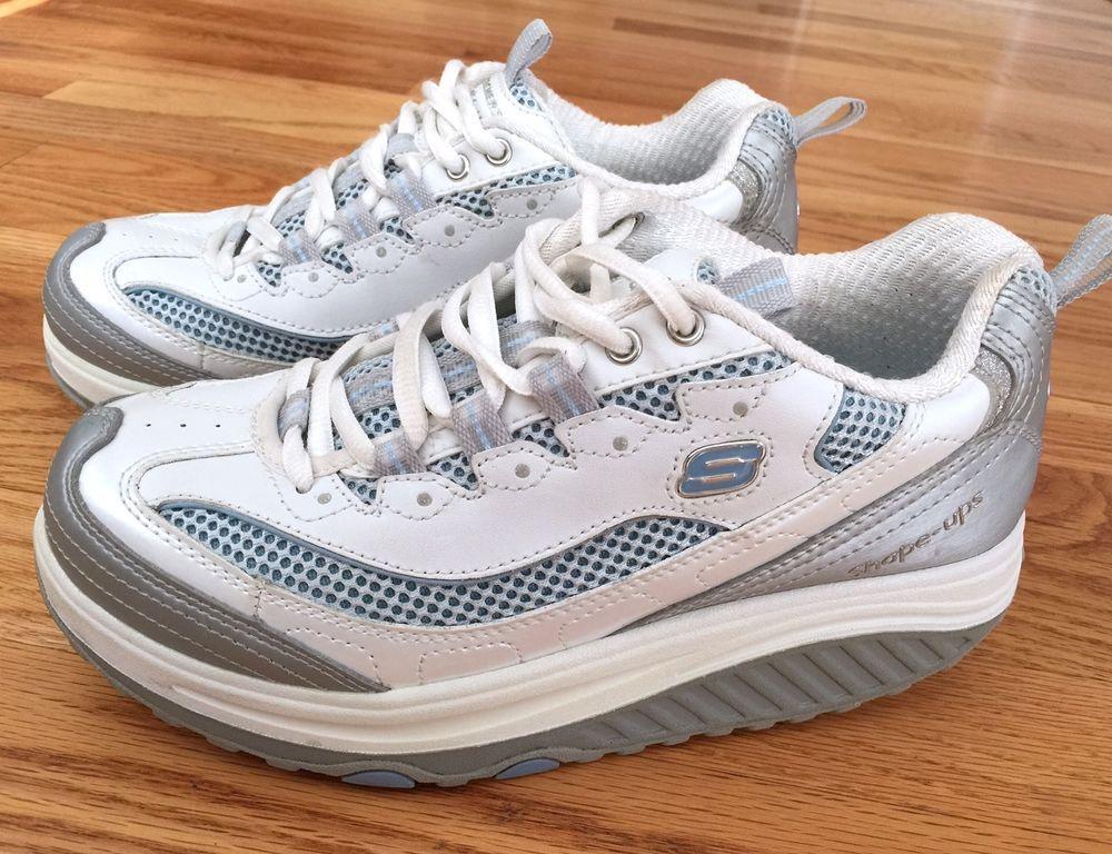 Skechers Shape Ups Shoes SZ 6 M Womens