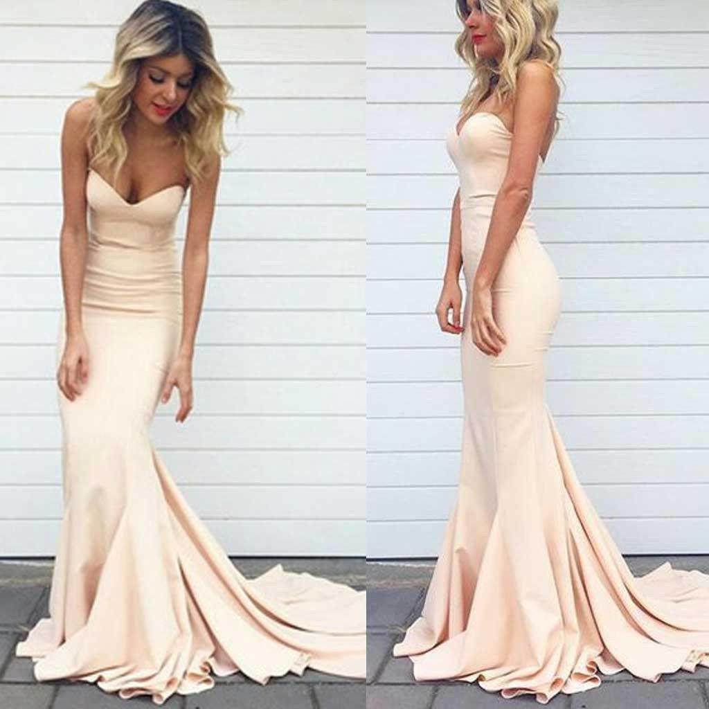 Fitted prom dress slim prom dresses wedding dress pst fitted