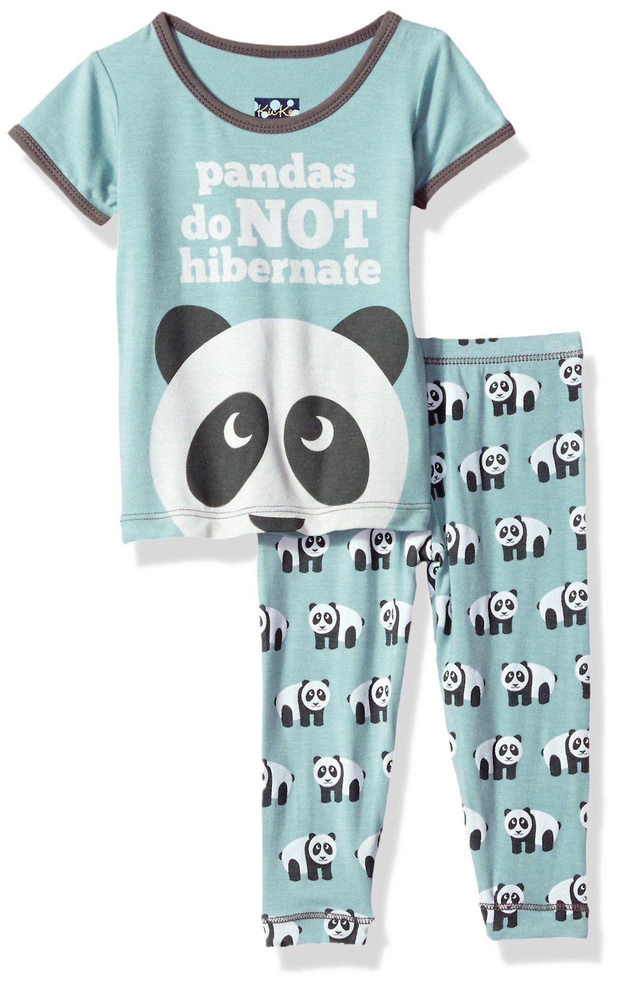 Kickee Pants Baby Boys Print Short Sleeve Pajama Set Prd-kppj108-gfm