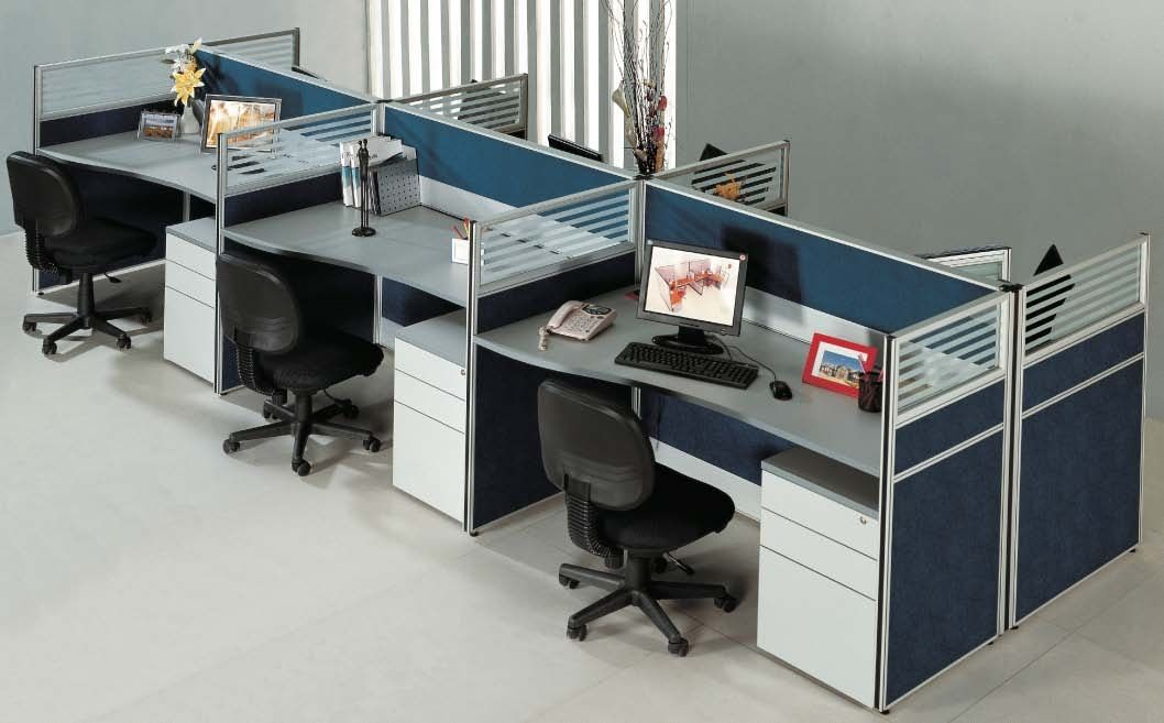 Cubicle walls san jose office partitions commercial design Office cubicle design ideas