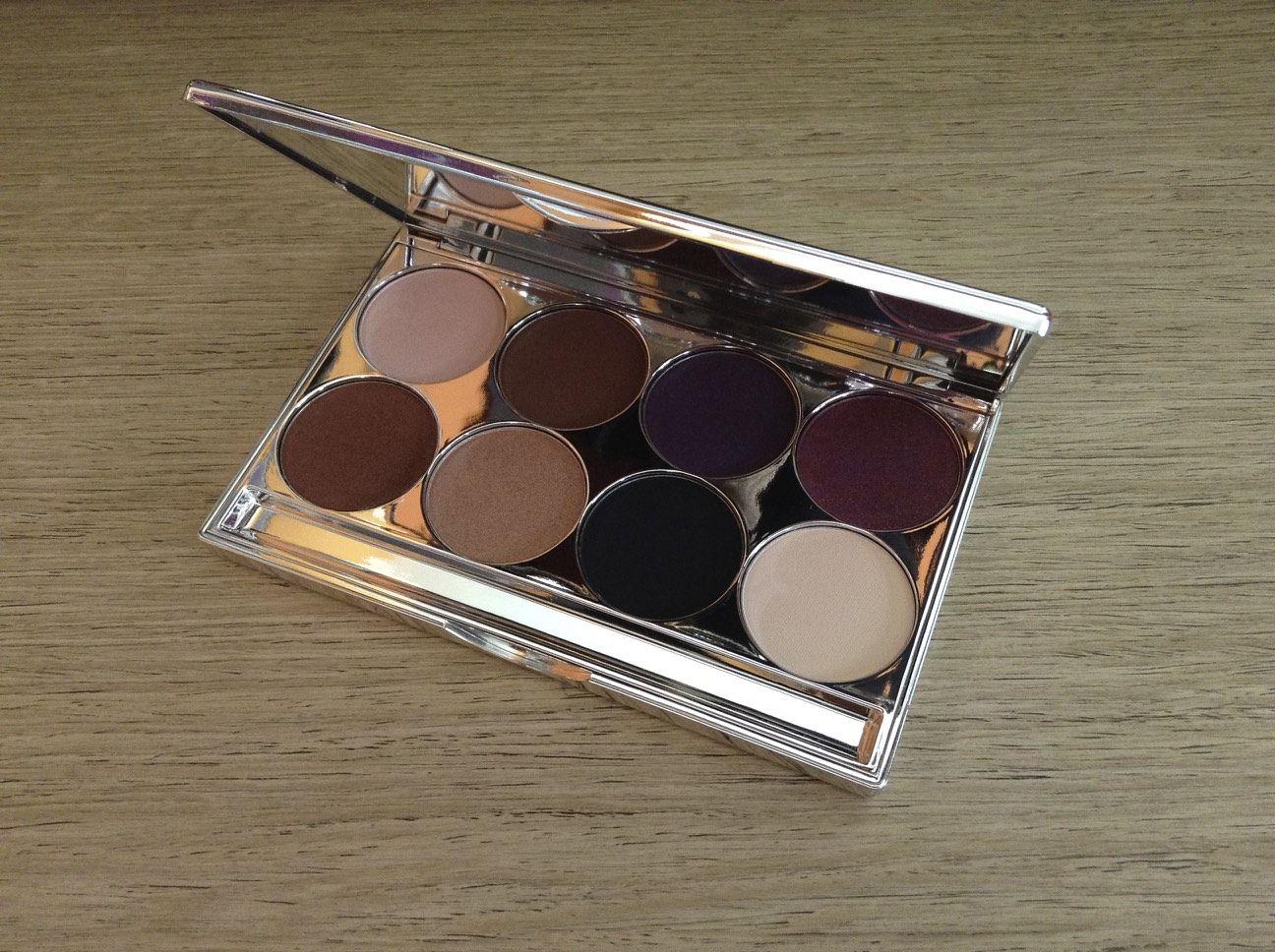 Tavolozza ombretti ~ Palette ombretti dior natale beauty and make up