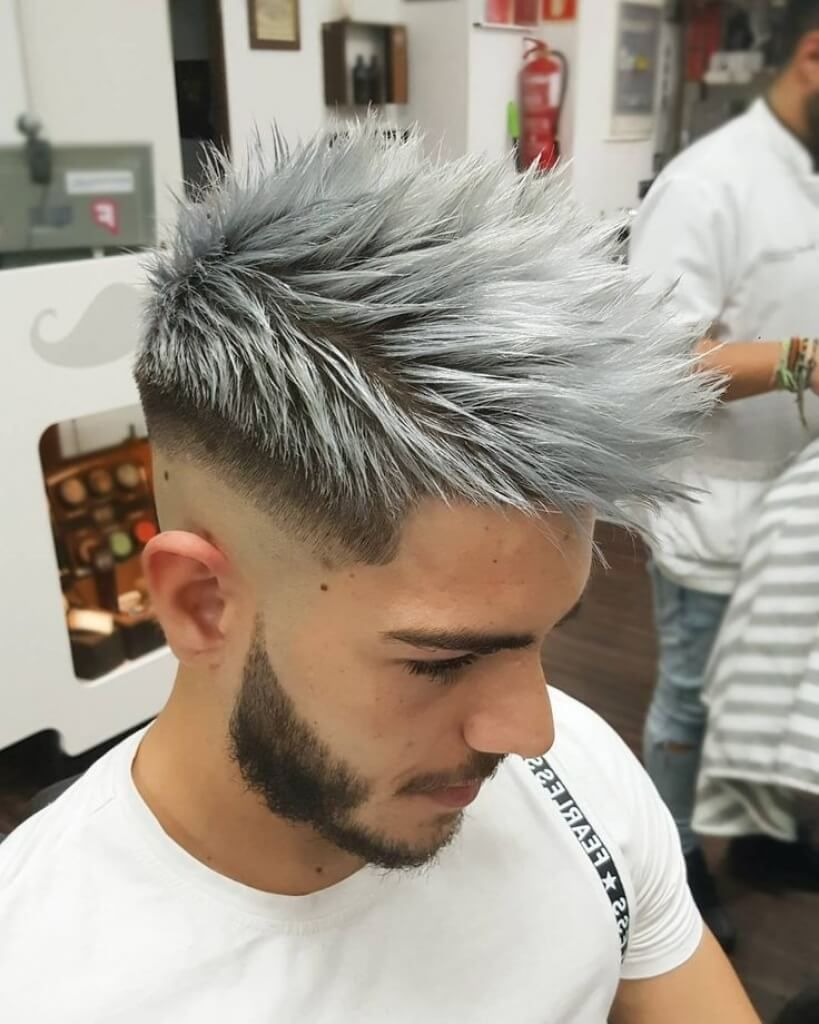 My Name Is Vinnie And I Like To Party Lanza Hair Color Is So Beautifully Pigmented This Kid Can Pull Off Kids Hair Color Boys Colored Hair Lanza Hair Color