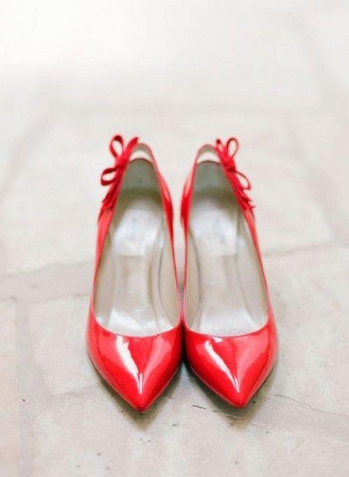 Zapatos rojos Pantone para mujer eilpB