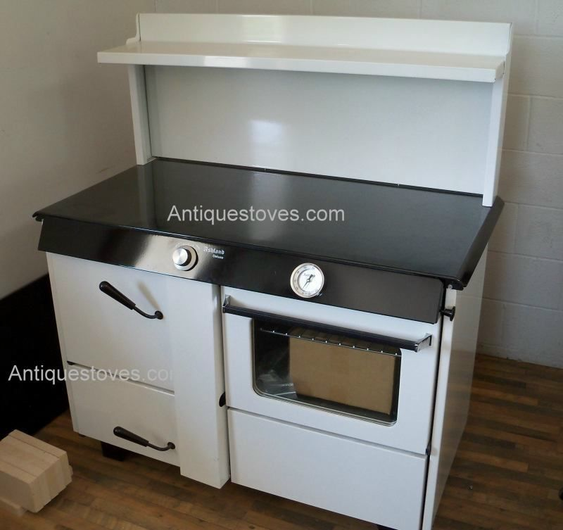Modern Amish Wood Cook Stovewood Coal Cook Stove Urban
