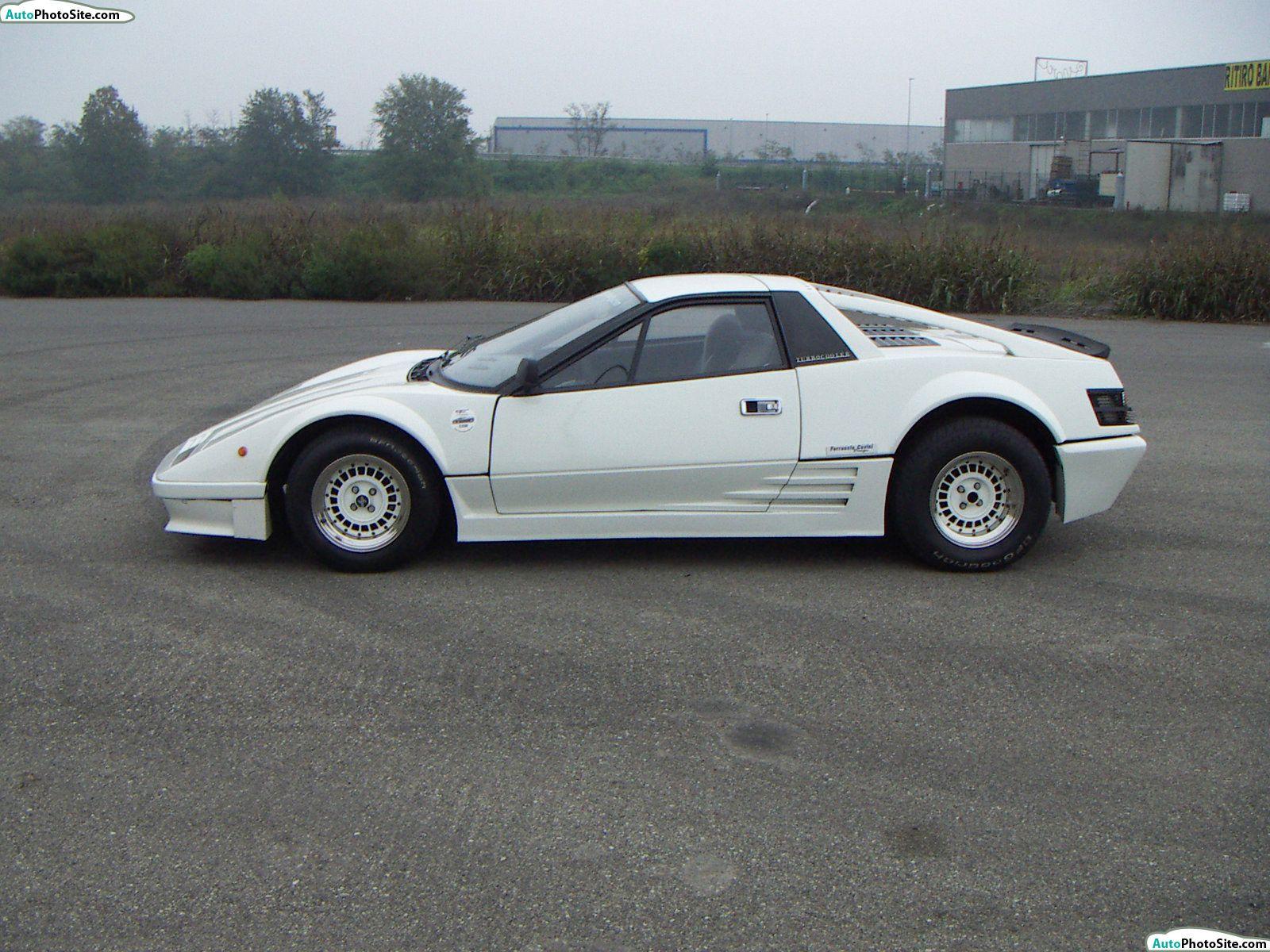 Covini B24   Rare Cars From Italy   Pinterest   Cars