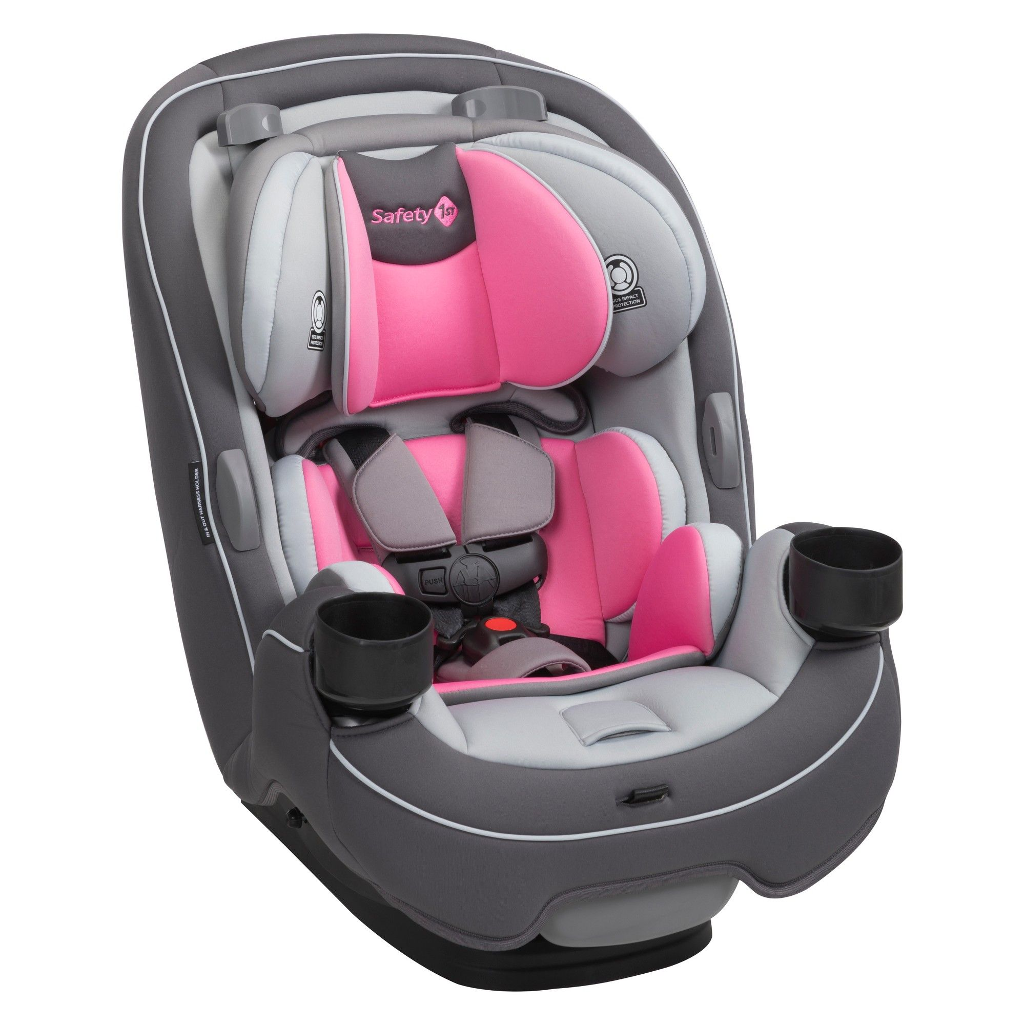 Safety 1st Grow & Go 3in1 Convertible Car Seat Carbon