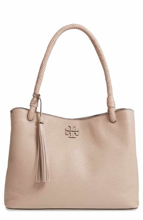 e5ac939077b1 Tory Burch Taylor Triple-Compartment Leather Tote | laptop bags ...