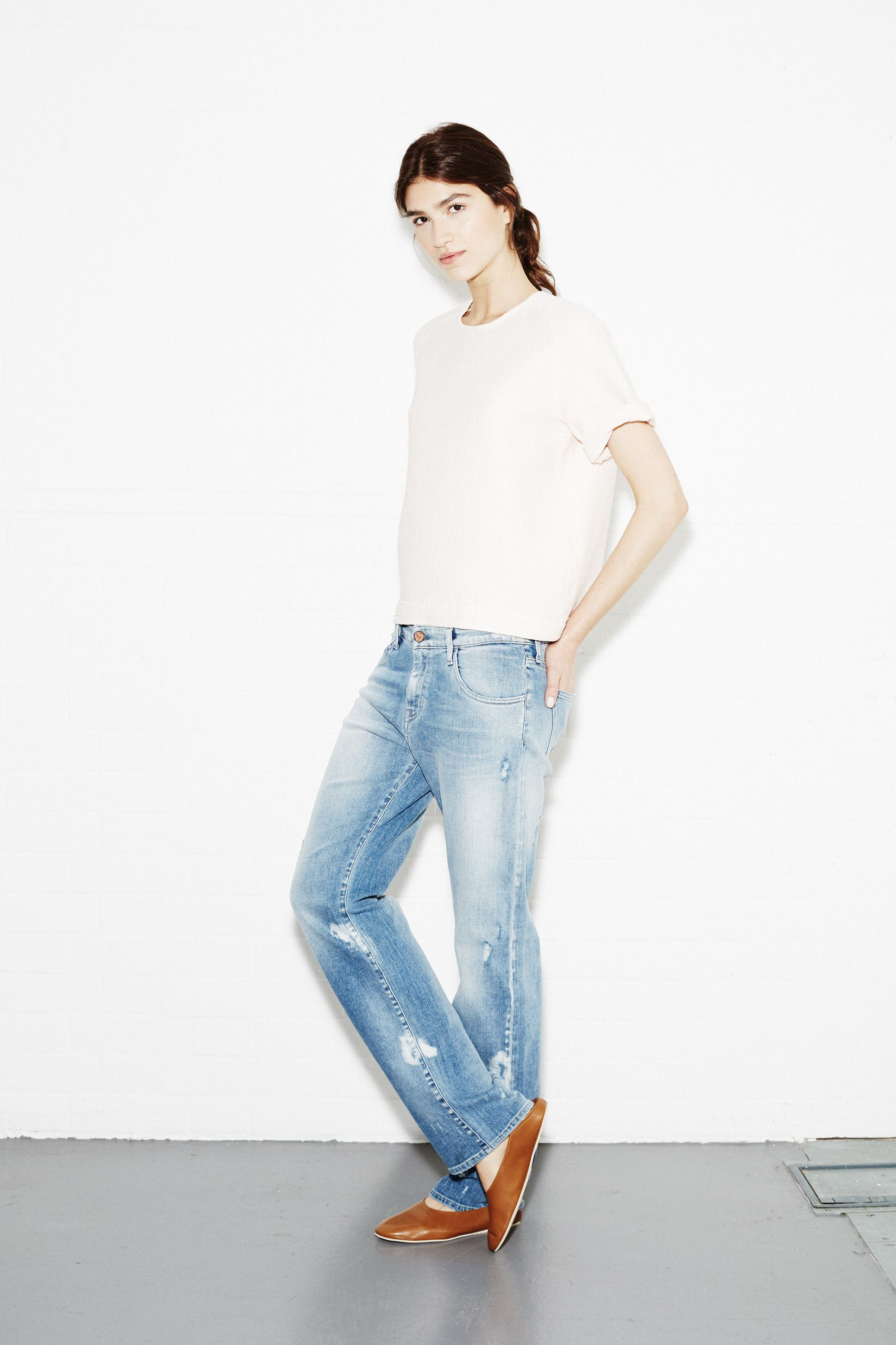 bea08f66b9d0 MiH Jeans. Spring Summer 2015.