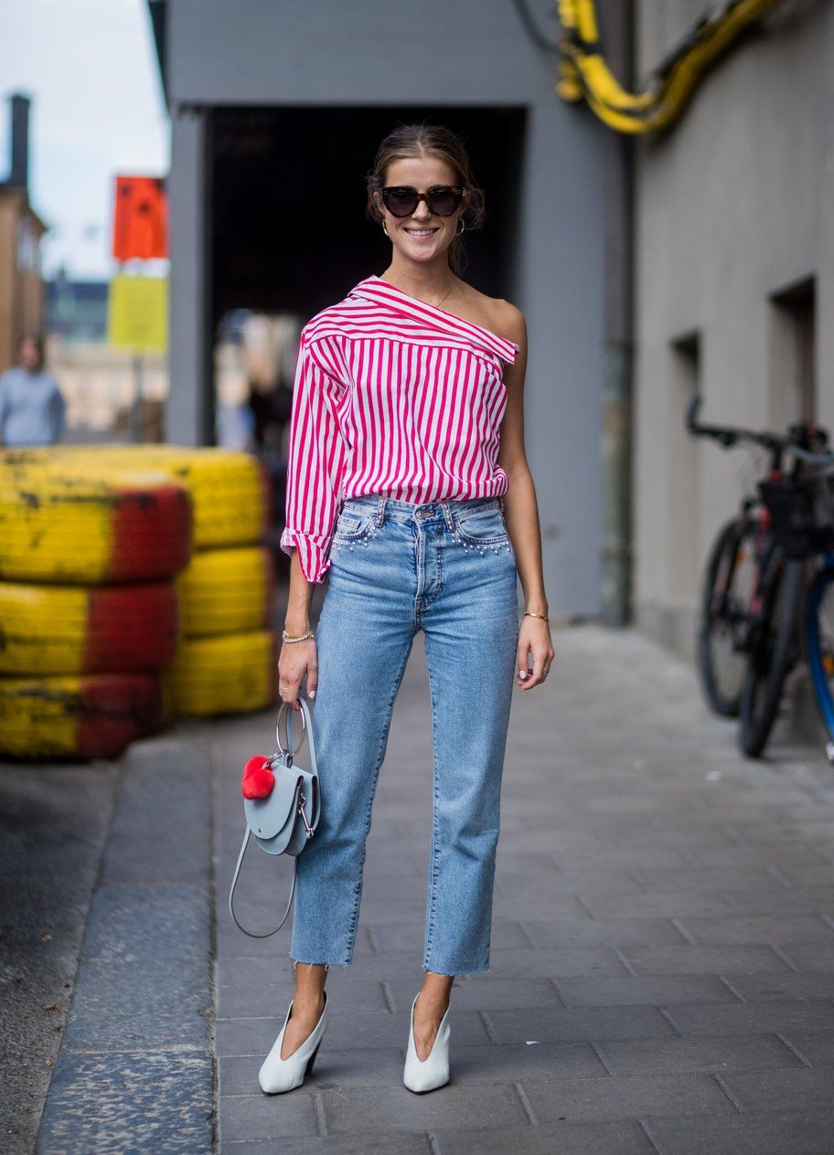 Mom Jeans Ersetzen Jetzt Die Skinny Jeans Endgultig Modestil Lassige Mode Teenager Kleidung