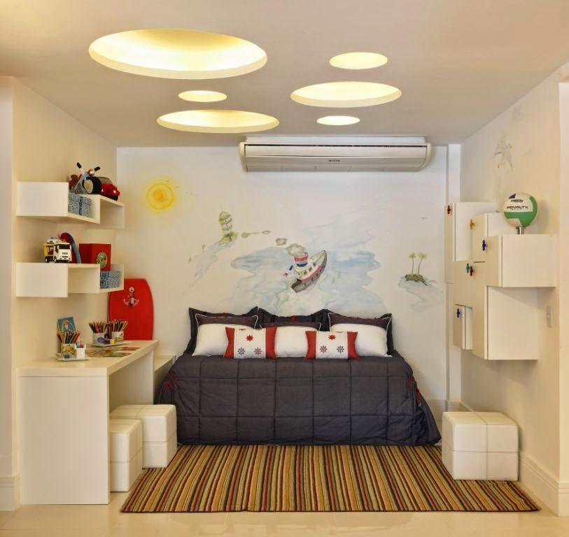 Ideias para decoração de quarto de menino  CASA E DECORAÇÃO  Pinterest  Q