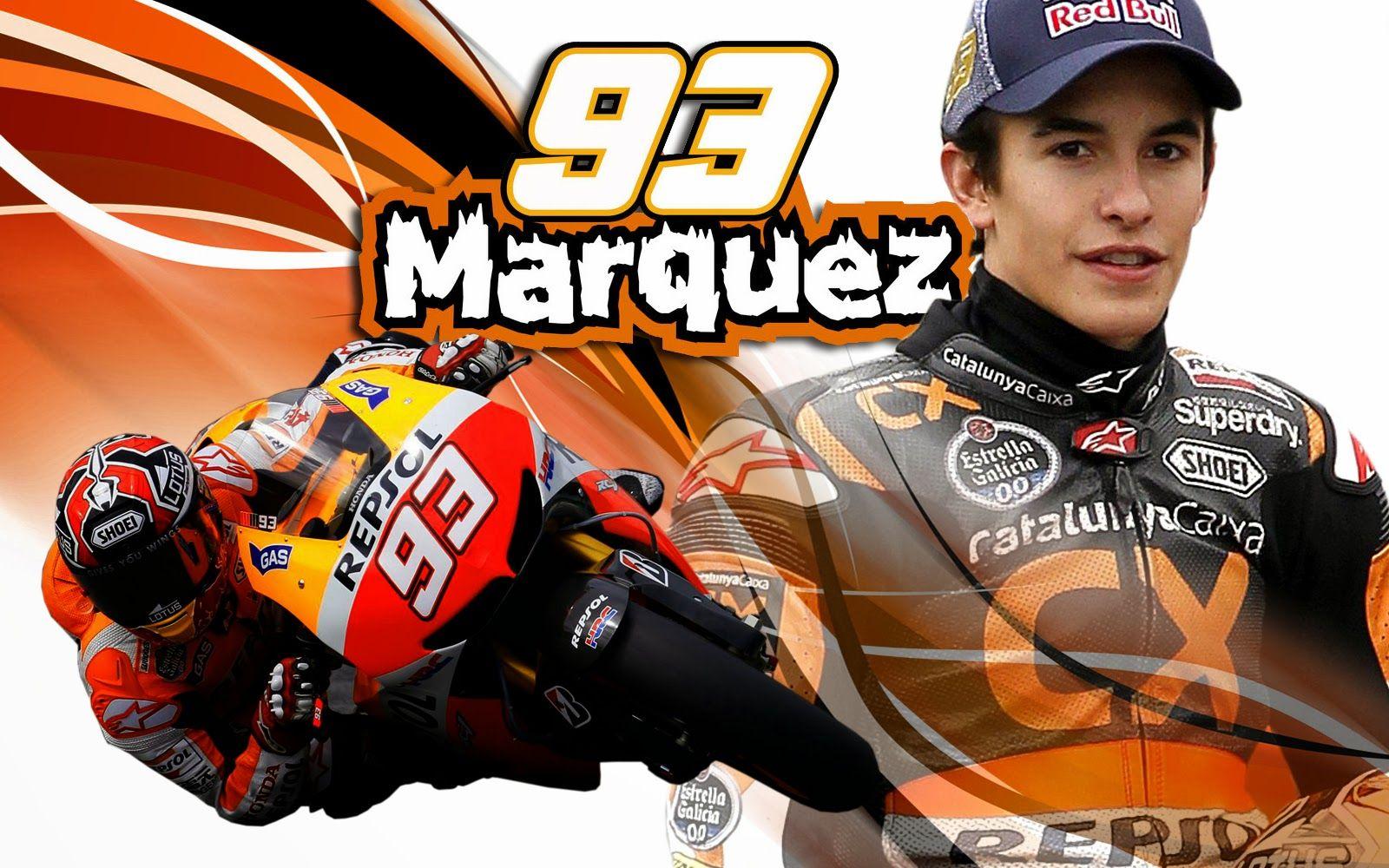 MotoGP Marc Marquez Wallpaper MotoGP Pinterest Marc Marquez