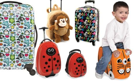Holiday travel is a breeze for kids with these carry-ons