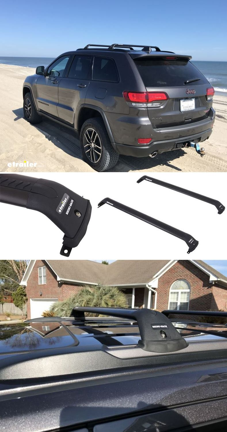 Rhino Rack Rvp Roof Rack For Fixed Mounting Points Vortex Aero