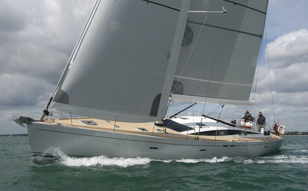"Luxury skippered yacht charter on board CNB Beneteau 60 ""Osprey"" based in Dartmouth"
