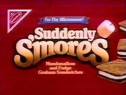 Suddenly Smores - I loved these things!