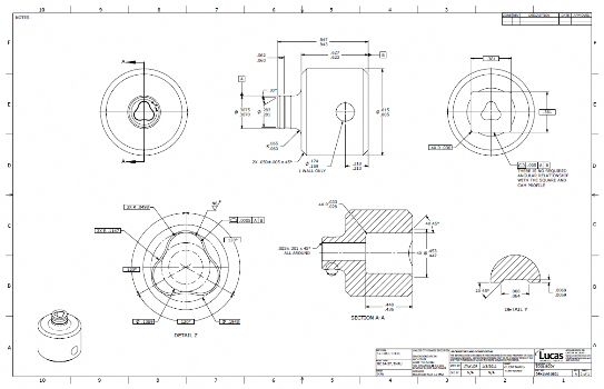 How To Develop Mechanical Cad Drawings And Design