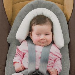 Reducteur de cosy et cale-tête voiture bébé | Bebe, Siege auto